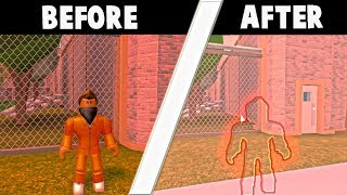 HOW TO BECOME INVISIBLE IN ROBLOX JAILBREAK!! [Working 2017]