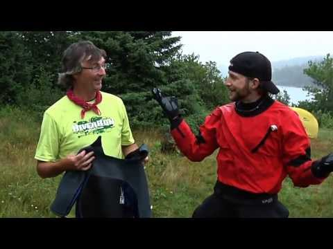 Happy Camper Kayaks Newfoundland - part 1