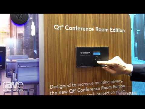 InfoComm 2015: Cambridge Launches Qt Conference Room Edition System