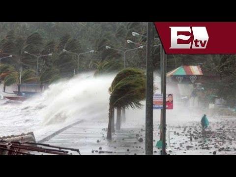 Desastres naturales 2013: Anuario Excélsior / Paola Barquet