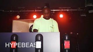 Virgil Abloh DJs to Create a