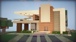 Tutorial de como hacer una casa bonita y moderna en for Mirote y blancana casa moderna