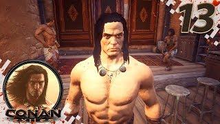 CONAN EXILES (NEW SEASON) - EP13 - I Found Conan! (Gameplay Video)