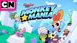 All The Monkey Mania! | LET'S PLAY | Cartoon Network