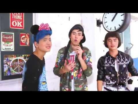 Behind MV ปาว ปาว (Shout) – VRP kamikaze