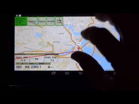 VFR GPS Airplane Navigation APK Cover