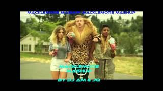 Macklemore Mashup Mix  Can't hold Us   Thrift Shop