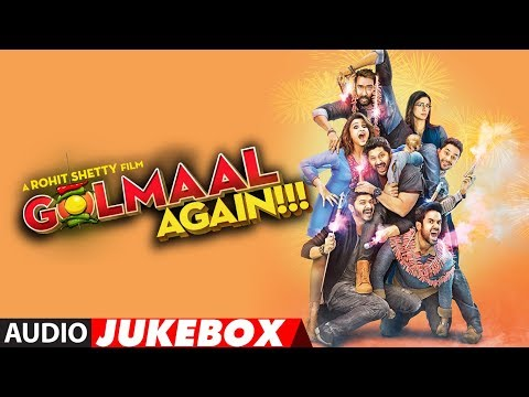 Golmaal Again Full Audio Songs (Album) | Audio Jukebox