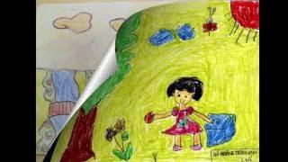 Tranh vẽThiếu-nhi vì môi-trường Xanh