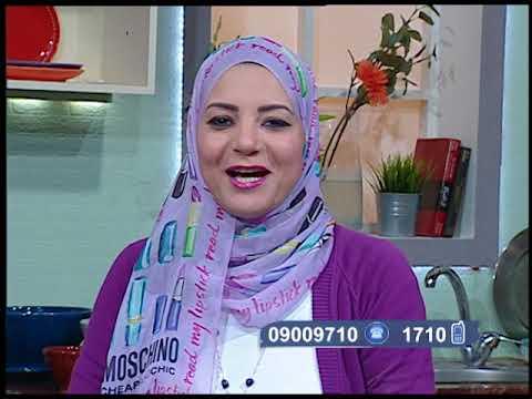 حلقه سنه اولي طبخ /البسوسه باشكال جديده وطعم الذ #فوود#ساره عبد السلام
