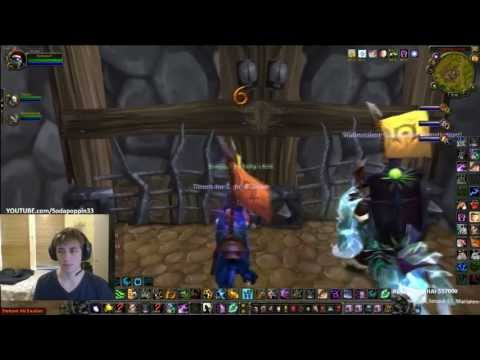 Sodapoppin talking and doing Arena w/ retainer