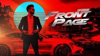 Front Page | Kam Randhawa | Only Jashan | LosPro | Dope Digital