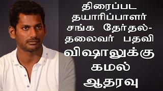 Nadigar Sangam News filmmaker