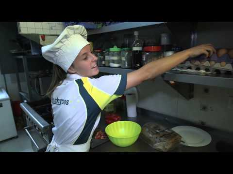 FIH Hockey World League - Australia Hockeyroos Breakfast 03/12/2013
