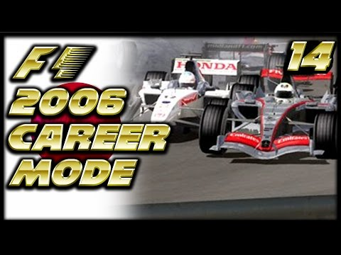F1 2006 Career Mode Part 14: Japanese Grand Prix