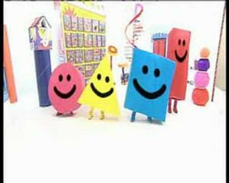 Mister Maker - Shapes