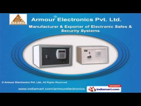 Security Systems by Armour Electronics Private Limited, Ahmedabad