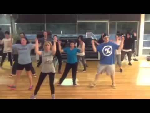 how to do a hip hop dance routine for beginners