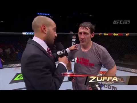 TUF Nations Finale Main Event PostFight Interview