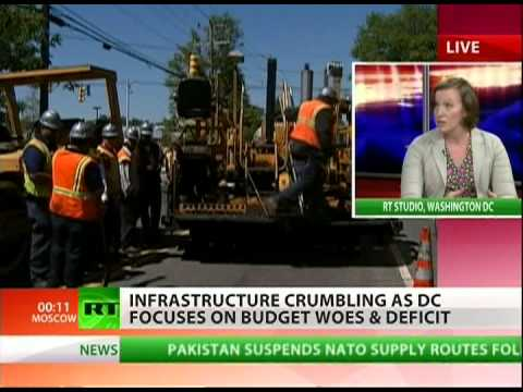 US infrastructure doomed?