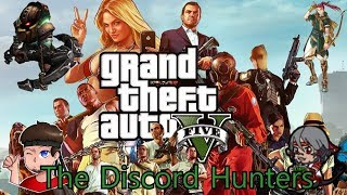Crazy GTA Online Shenanigans with The Discord Hunters!