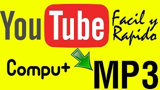 Youtube to Mp3 Facil y Rapido SIN PROGRAMAS 2014-2015