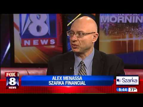 Fox 8 News Sunday morning, Szarka Financial Protecting your parents` finances