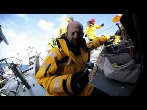Southern Ocean Repair Sklls - Abu Dhabi Ocean Racing