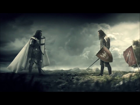 For Honor GMV Knight: Deus Vult Is Coming