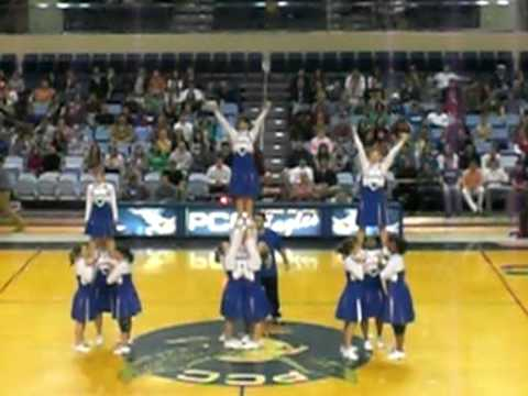 PCC cheerleaders! Video