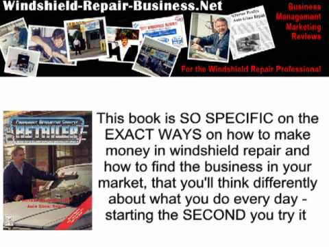 Winshield Repair Business Video