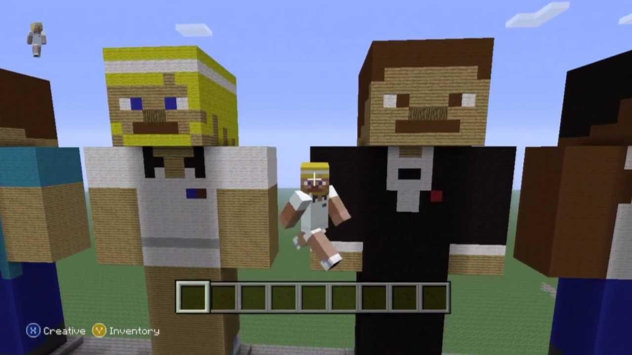 minecraft pixel art steve skins youtube
