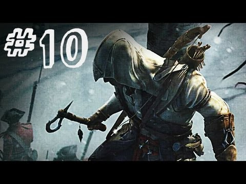 Assassin's Creed 3 Gameplay Walkthrough Part 10 - Execution is Everything - Sequence 3