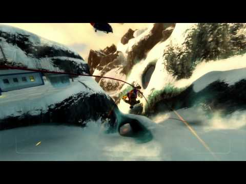 EA SPORTS SSX - Something Wicked Is On Its Way