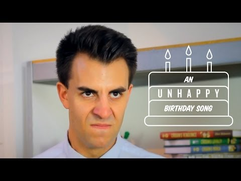 Fun Video Friday: Unhappy Birthdays, Ginger Cats And Guitar Riffs