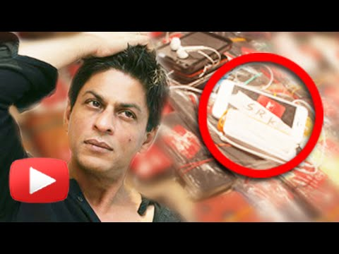 SHOCKING ! Shahrukh Khan's Phone Confiscated