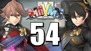 Mii V Mii 3 | Fight 54: Corrin v Corrin (Super Smash Bros. Fighting Series)