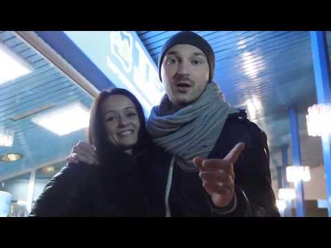 Donato ir Rasos linkėjimai iš oro uosto @Kviečiu Šokti. Pažadinta aistra