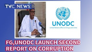 FG, UNODC launch second report on corruption in Nigeria