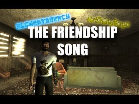 The Friendship Song 2.0 - MrShinyKeys ft Alchestbreach