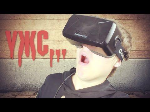 НЕ БУДУ БОЛЬШЕ В ЭТО ИГРАТЬ! | Dreadhalls (Oculus Rift DK2)