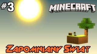 Minecraft Zapomniany Świat #3 Spider Jockey! Seria Survival
