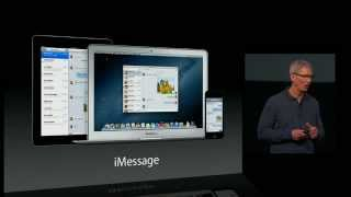 Apple Special Event October 2012 - iPad Mini Full Keynote