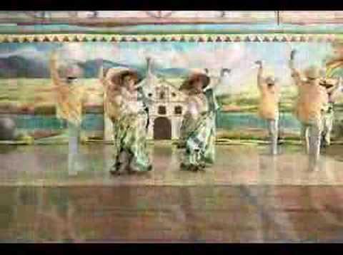 Sta. Clara - Philippine Folk Dance video