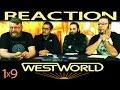 Westworld 1x9 REACTION!!