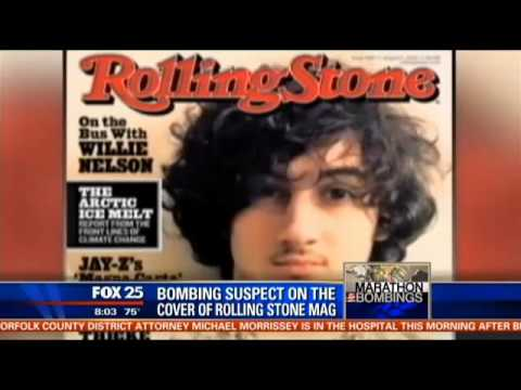 Rolling Stone Features Boston Marathon Bombing Suspect on Cover - Full Report - 7/17/13