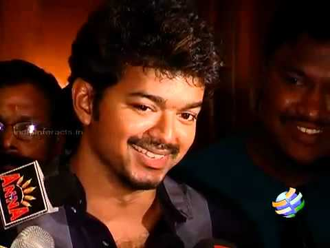 Vijay Speaks About Nanban