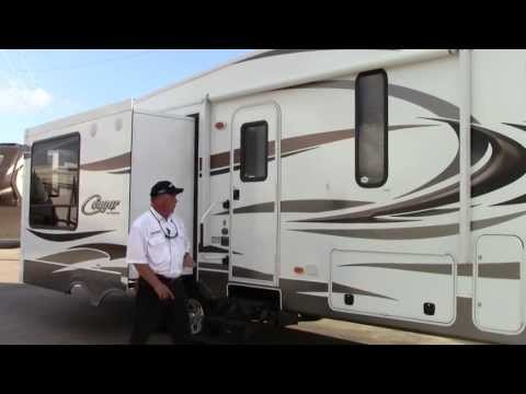 New 2014 Keystone Cougar Xlite 28SGS 5th Wheel RV Holiday World of Houston & Dallas
