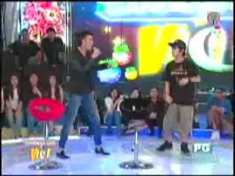 Ggv Vice Ganda Vs Abra Fliptop Battle video