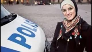 wanita muslimah eropa 2013